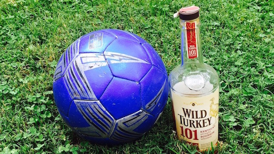 soccer booze long